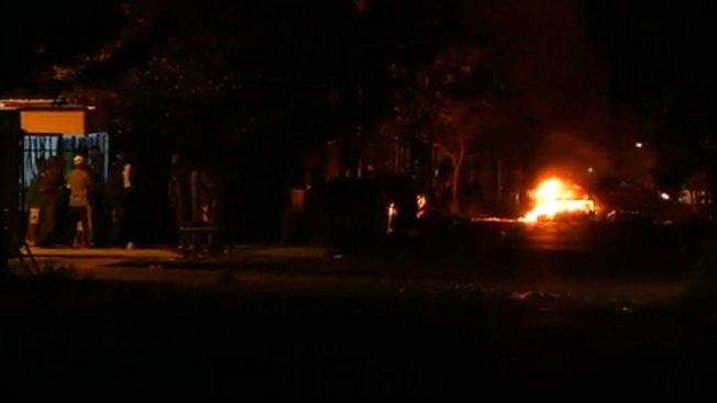 L'émeute de Saint-André