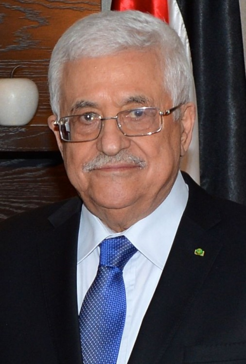 Mahmoud Abbas en 2014