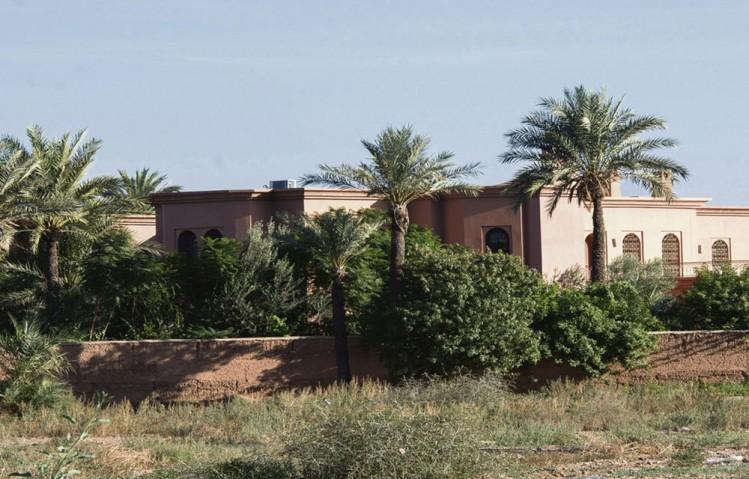 Le ryad des Balkany-Smadja au Maghreb