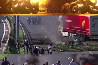 L'attaque des Gitans sur l'A1 a coûté au moins 500000 euros