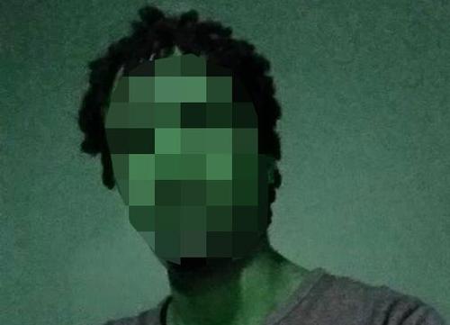 L'un des criminels arrêtés, dont les policiers et médiats suédois ont tenu à protéger l'identité. Qu'en serait-il si c'était leur fille, leur sœur, qui avait été violée sauvagement ?