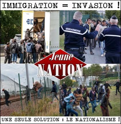 Un document gouvernemental évoque 7,36 millions envahisseurs pour l'Allemagne