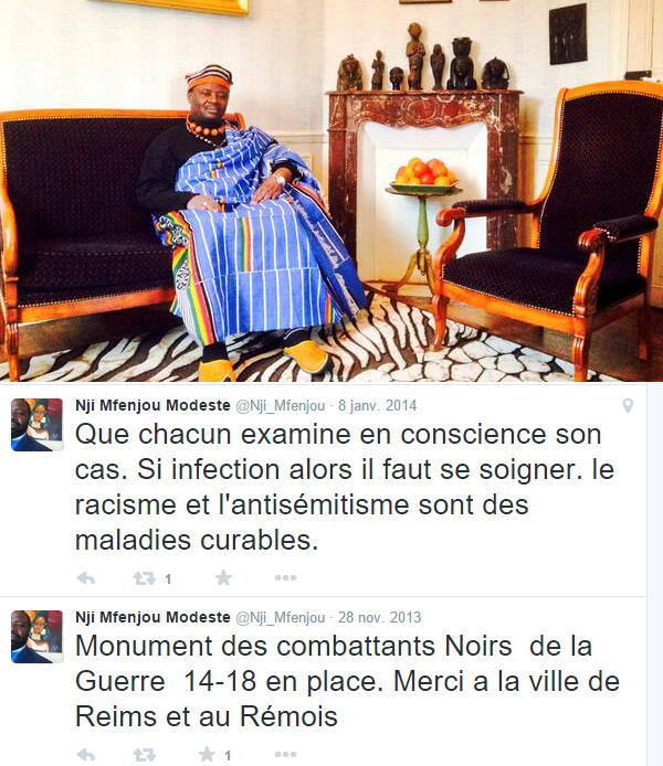 Nji Mfenjou Modeste--