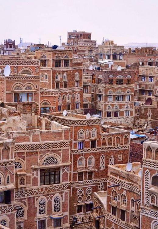 Le patrimoine mondial détruit par les Séoudiens n'intéresse pas non plus les médiats, eux qui s'y intéressaient tant quand il s'agissait de l'État islamique.