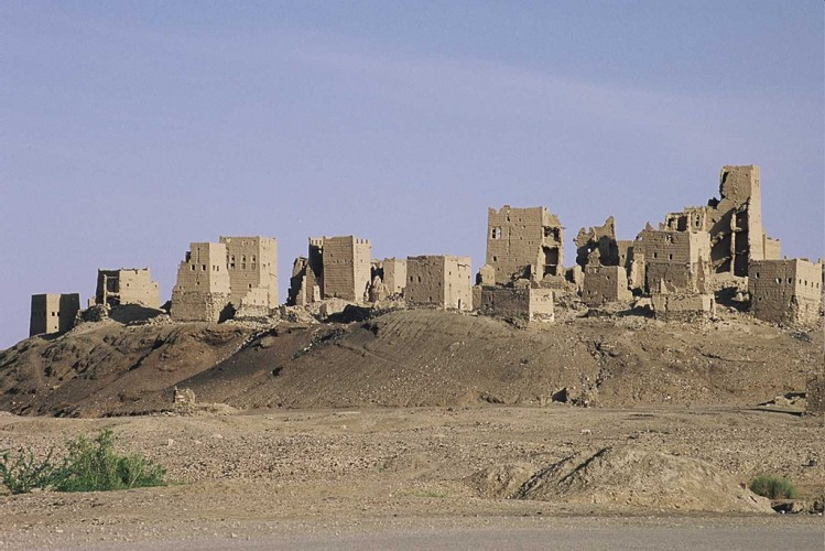 chateau de Baraqish
