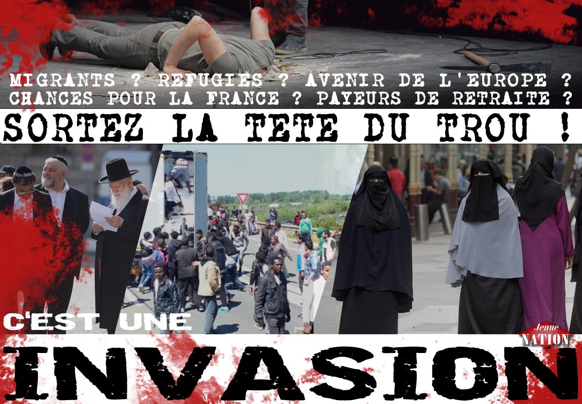 invasion-migrants-réfugiés