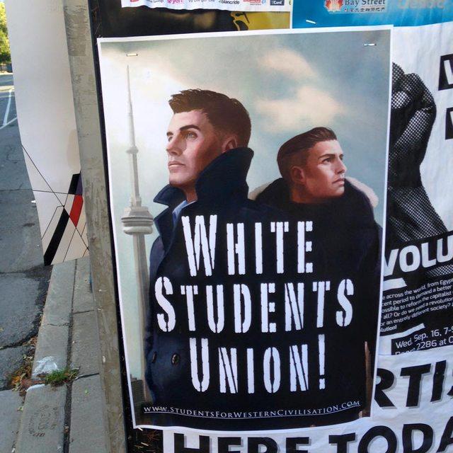 Affiche de la WSU.