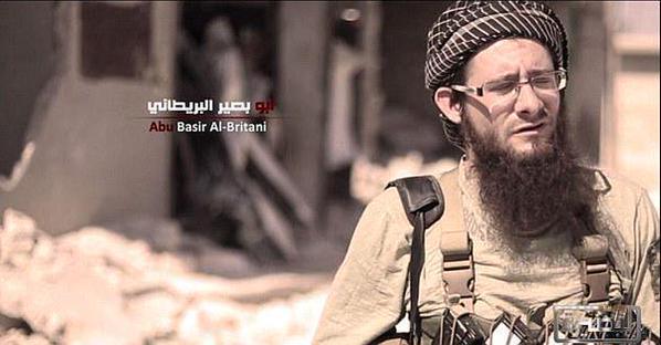Du néant moderniste au néant islamiste : la transformation du DJ Lucas Kinney, membre du groupe 'Hannah's Got Herpes' en al-Nusra's Abu Basir al-Britani. Version islamiste.