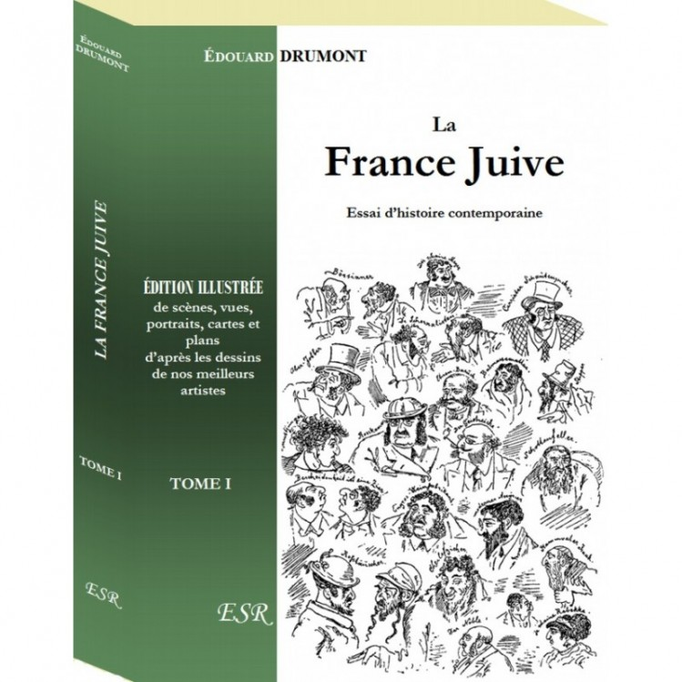 ed saint rémi-la-france-juive-edition-illustree