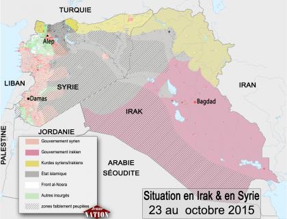Rencontre internationale sur la Syrie à Vienne vendredi