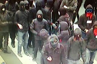 Violences et profanation lors d'un rassemblement non autorisé de 'djizadistes' à Paris