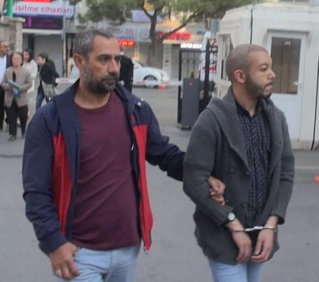 Mehdibend Saïd terroriste islamiste état islamique-