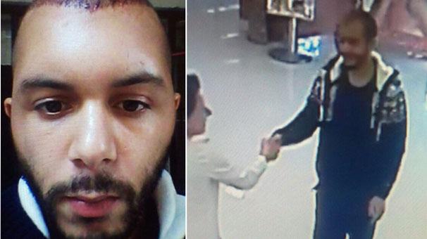 Mehdibend Saïd terroriste islamiste état islamique