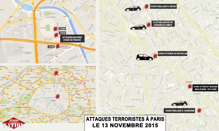attaques Paris 2015