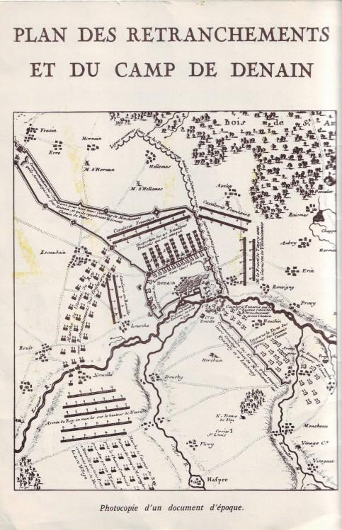 bataille de Denain 1712-