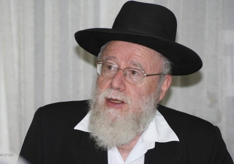 Une racaille juive ordinaire, le rabbin Dov Lior, qui promeut et promet le meurtre pour les innocents.