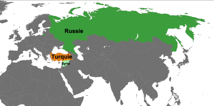 russie turquie syrie