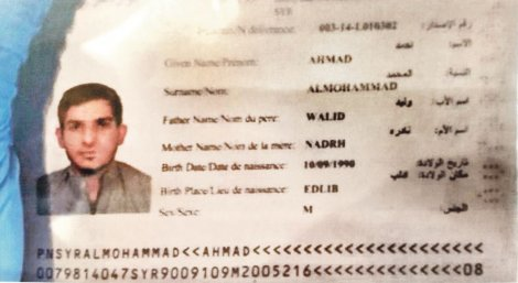 terroriste Bataclan-Ahmed Almuhamed,