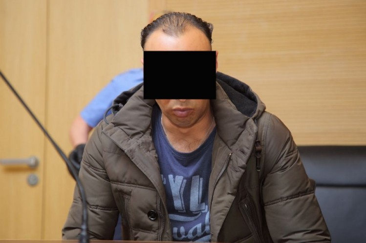 Dresde 'libérée', en 2015 : le violeur marocain Mounir 'G.'.