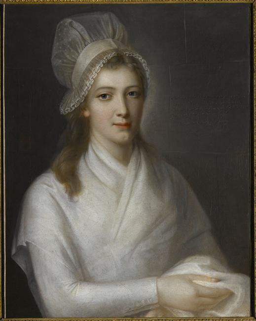 Jean Jacques Hauer, Charlotte Corday (1793)