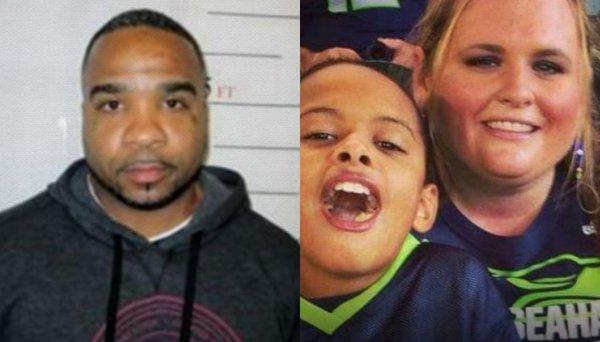 Le chauffard Robert Terrance Jackson Jr. et sa victime Lindsey Hill