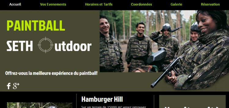 Ci-dessous copie d'écran de la société de la compagne congolaise de «l'extrémiste de droite». France d'abord ? Blanche toujours ?