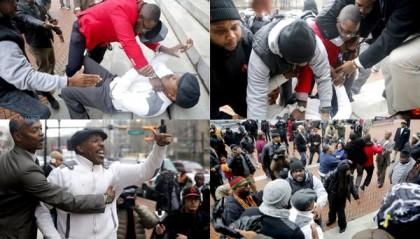 Une « marche contre la violence » dégénère en… affrontement entre Noirs