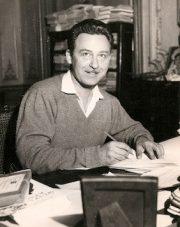 Michel de Saint-Pierre   12 février 1916  -  19 juin 1987