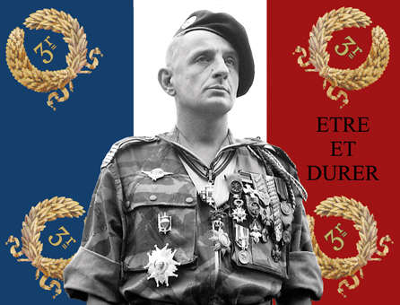 Général Marcel Bigeard  14 février 1916   –   18 juin 2010