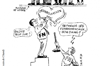 Calais : le pouvoir du côté des envahisseurs, le FN inexistant