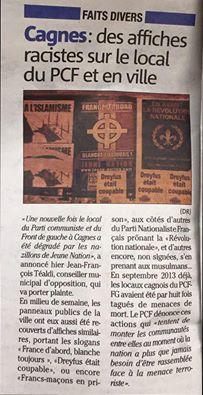 Journal du 29 mars 2016 jeune nation for Chambre correctionnelle paris