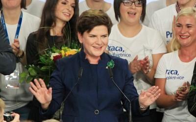 Beata_Szydlo_Pologne