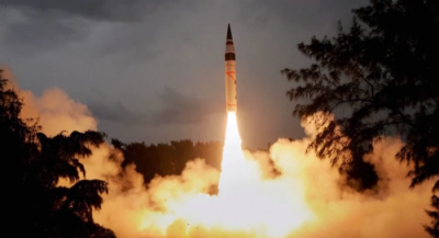 Tir_missile_nucleaire_Coree_Inde
