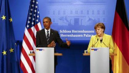 Détruire les frontières de l'Europe c'est le « bon côté de l'histoire » pour Obama
