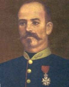 Capitaine Jean Danjou   15 avril 1828  -  30 avril 1863