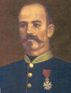 Capitaine Jean Danjou   15 avril 1828  –  30 avril 1863