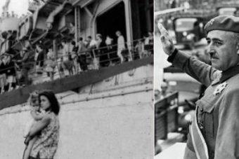29-30 juin 1962 : Franco au secours des pieds-noirs