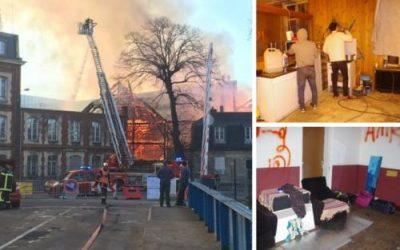 Incendie_Calais_Migrants