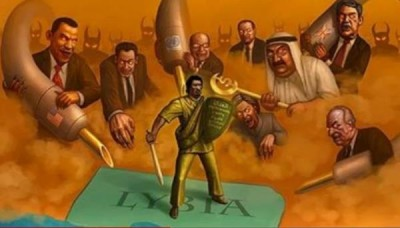 Libye_Khadafi_Tripoli
