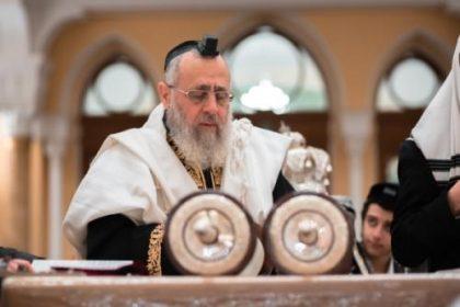Palestine occupée : les goyims interdits de vivre en Israël pour le Grand Rabbin sépharade