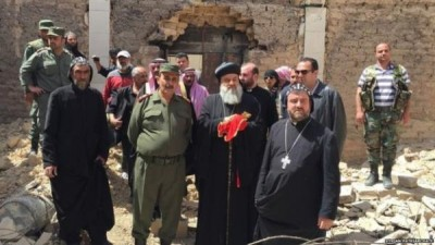 Syrie_Patriarche_IgnaceEphremII
