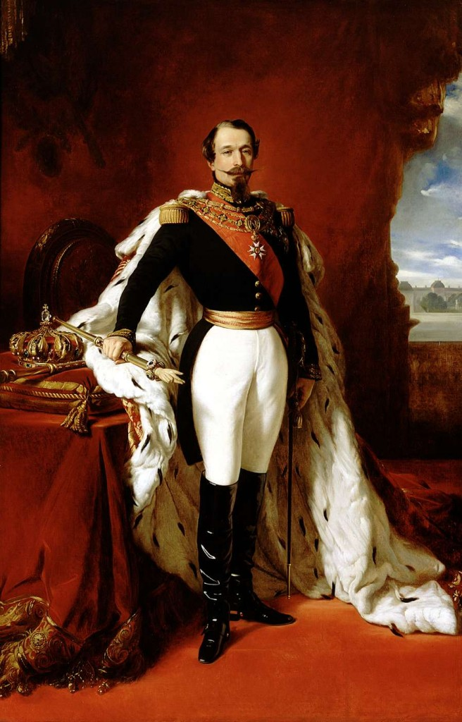 Napoléon III    20 avril 1808   –  9 janvier 1873