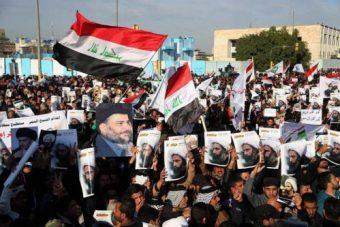 Irak : le parlement envahi, l'état d'urgence décrété