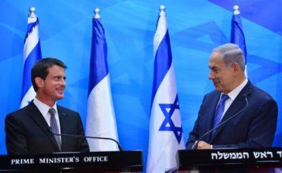 Israel_Valls_Netanyahu