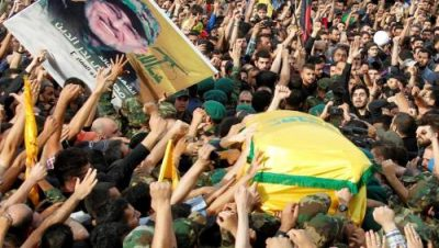 Liban_obsèques_Mustafa Badreddine