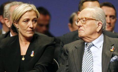 Le fisc réclame plus de 3 millions d'euros aux Le Pen dans 14 dossiers distinct de fraudes
