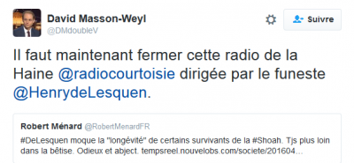masson weyl