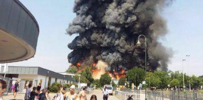 Allemagne_Dusseldorf_incendie_centre_refugiés