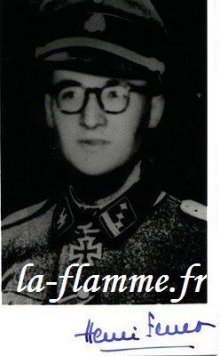 Fenet, Henri Joseph - Hauptsturmführer - Copie