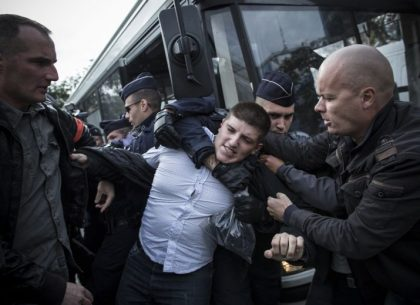 Alexandre Gabriac condamné en appel : 2 mois ferme